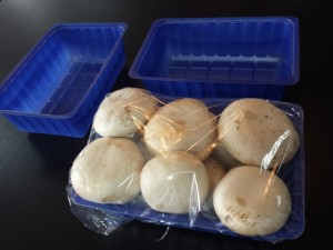 Casolete ciuperci