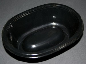 Casolete pentru produse catering