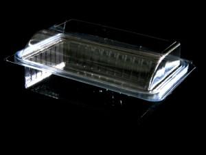 Casolete din plastic cu capac