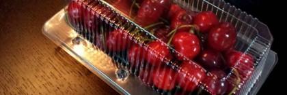 Casolete compartimentate fructe